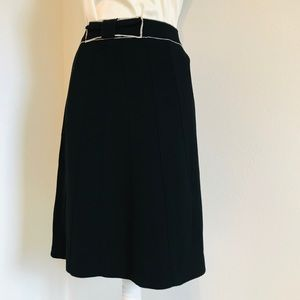 ANN TAYLOR 100% WOOL FULLY LINED SKIRT